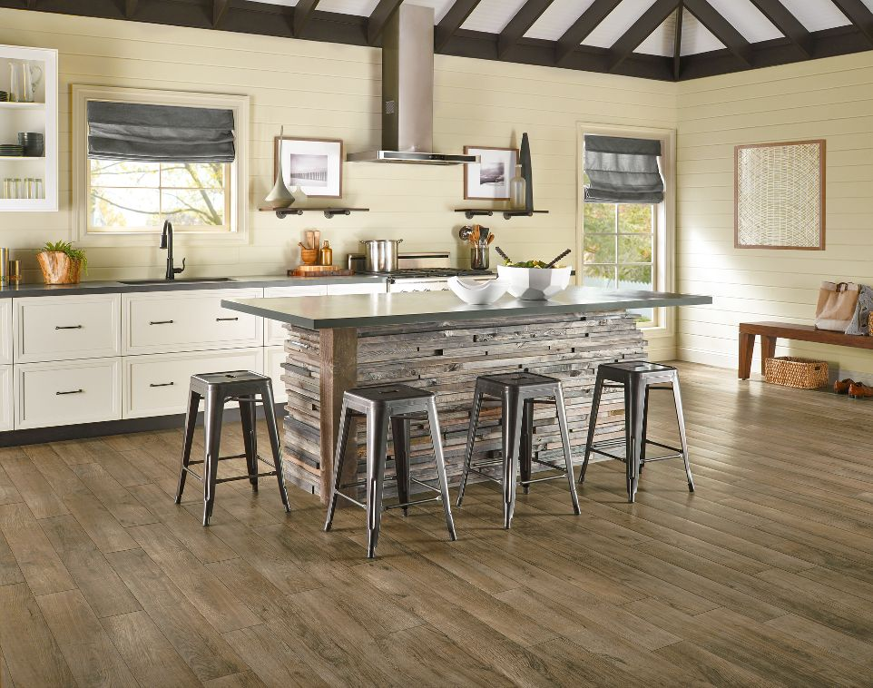 Armstrong Vivero Vintage Timber Fossil Luxury Vinyl
