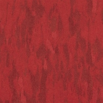 "Azrock VCT Statement Red 12"" x 12"""