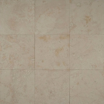 "Bedrosians Travertine Tile Anatolian Crème 18"" x 18"""