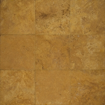 "Bedrosians Travertine Tile Siena 18"" x 18"""
