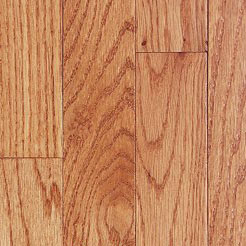 Bruce Dundee Plank Pallet Red Oak Butterscotch 3 1/4""