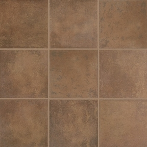 "Crossville Cotto Americana Brown 2"" x 2"""