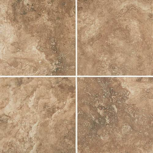 Daltile Esta Villa Cottage Brown 18 Quot X 18 Quot Porcelain Tile
