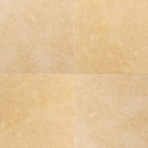 Daltile Limestone Jerusalem Antique Gold Polished 12 Quot X 12
