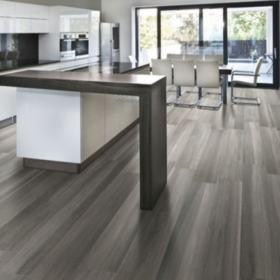 Eleganza Nature Wood Porcelain Tile Collection Grigio Miele Noce