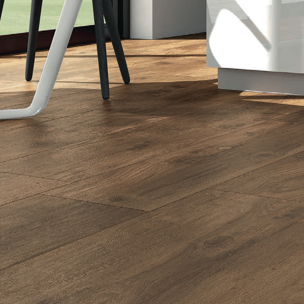 Eleganza Woodland Tile Collection Cherry Gray Oak Walnut