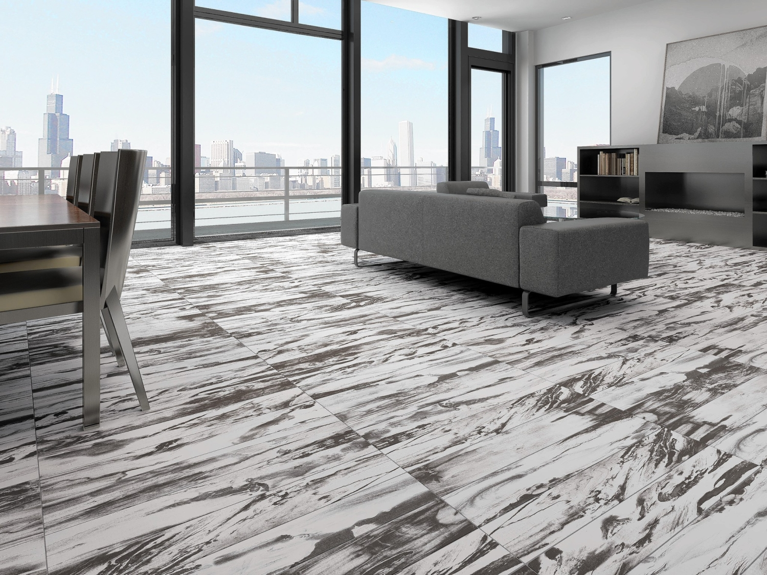 Emser Tile Modena Porcelain Tile Collection