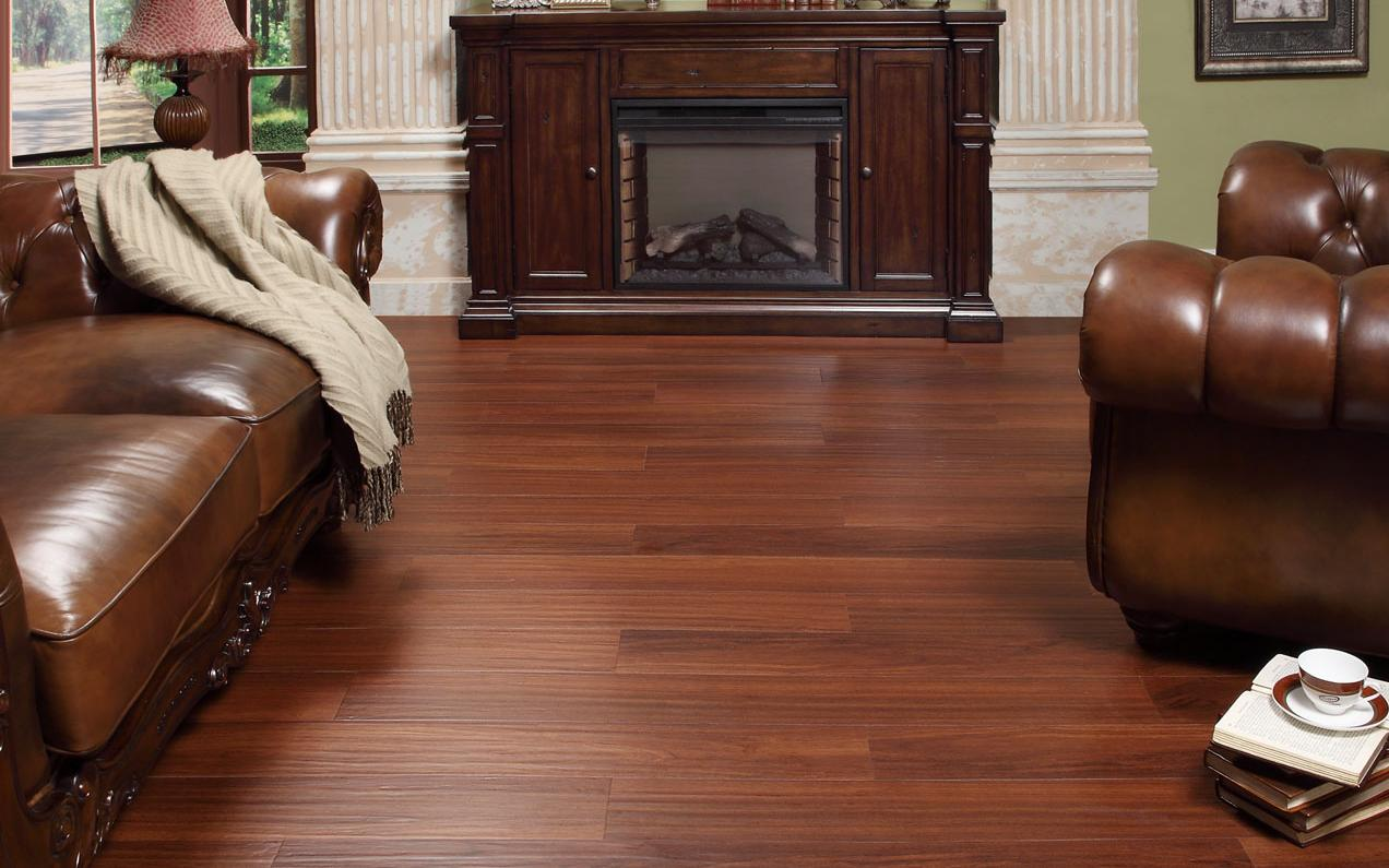 Freefit Lvt Intaglio Brazilian Cherry Luxury