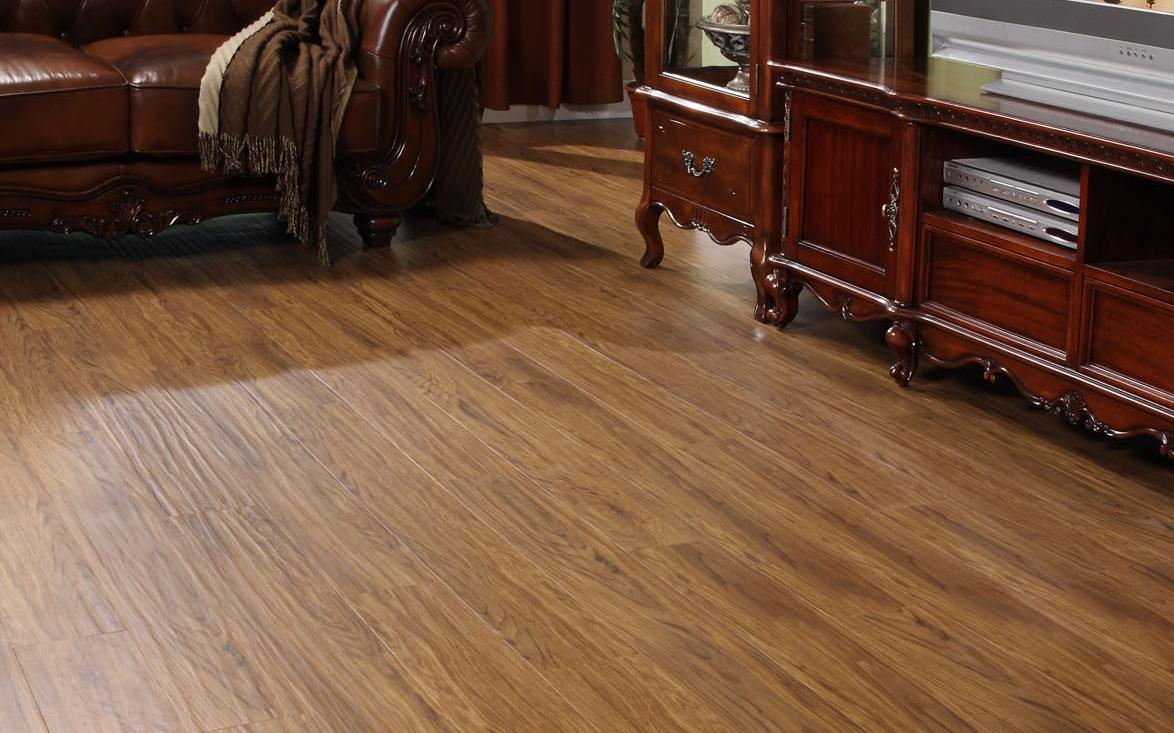 Vinyl Plank Flooring - Floating Floor - ^