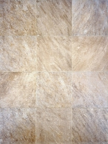 "Interceramic Imperial Quartz Moka Mosaic 16"" x 16"""