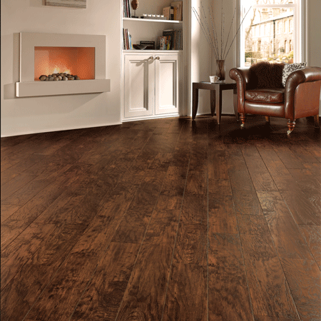 Karndean Art Select Plank Hickory Peppercorn 6 Quot X 36
