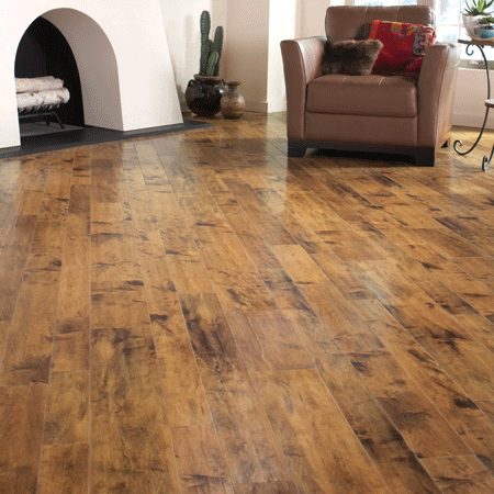 Karndean Art Select Toasted Maple Vinyl Plank Flooring Rl11