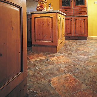Vinyl Tile Flooring Stone Linear And Abstract Lvt
