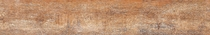 "Kertiles Geneva Cherry Wood Look Porcelain Tile 6"" x 36"""