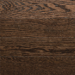"Lauzon Essentials Red Oak Chocolate 3 1/4"" Solid"
