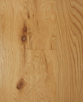 LM Flooring Town Square Natural Red Oak 5""