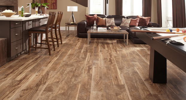 LVTLuxury Vinyl Tile Or PlankWPC Carpet Values In Kingdom City - What is the best quality vinyl plank flooring