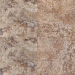 "Mannington Adura Vinyl Tile Escalante Brownstone LockSolid 16"" x 16"""