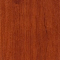 "Mannington Homestead Luxury Plank Richmond Cherry 6"" x 36"" Cinnamon"