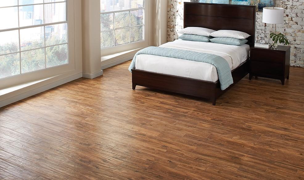 Marazzi American Estates Saddle Wood Look Tile Flooring