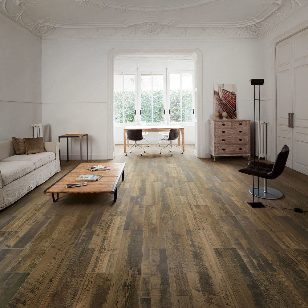 Wood Look Tile Flooring For Sale