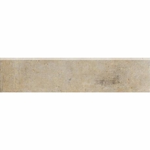 "Marazzi Walnut Canyon Cream 3"" x 13"" Bullnose"