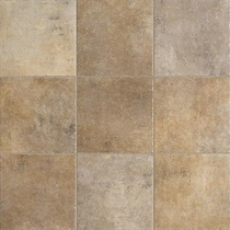 "Marazzi Walnut Canyon Cream 6 1/2 ""x 6 1/2"""