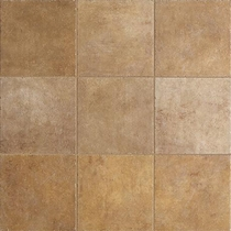 "Marazzi Walnut Canyon Golden 6 1/2"" x 6 1/2"""