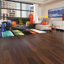 Mirage Admiration Knotty Walnut Hardwood