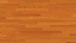 "Mirage Elegant Auburn Red Oak 7/16"" x 4 5/16"" Lock Semi-Gloss"