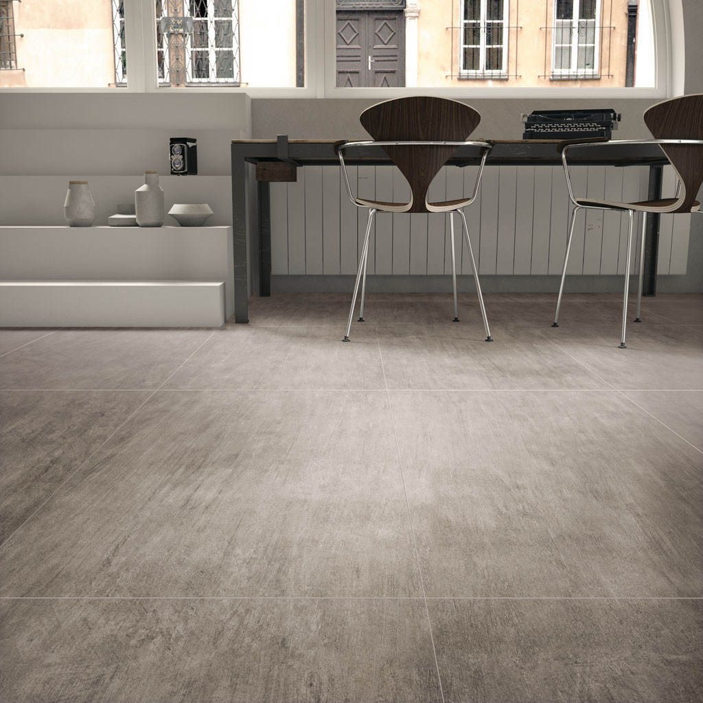 Mirage Oxy Greige Porcelain Tile 12 X 24 OX071224