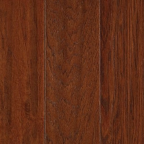 """Mohawk Brookedale Autumn Hickory 5"""" Tongue and Groove"""