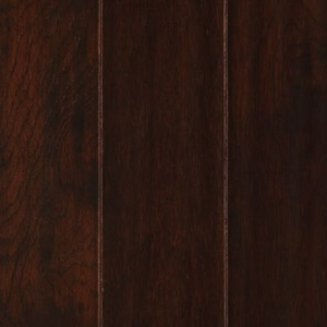 """Mohawk Brookedale Chocolate Hickory 5"""" Tongue and Groove"""