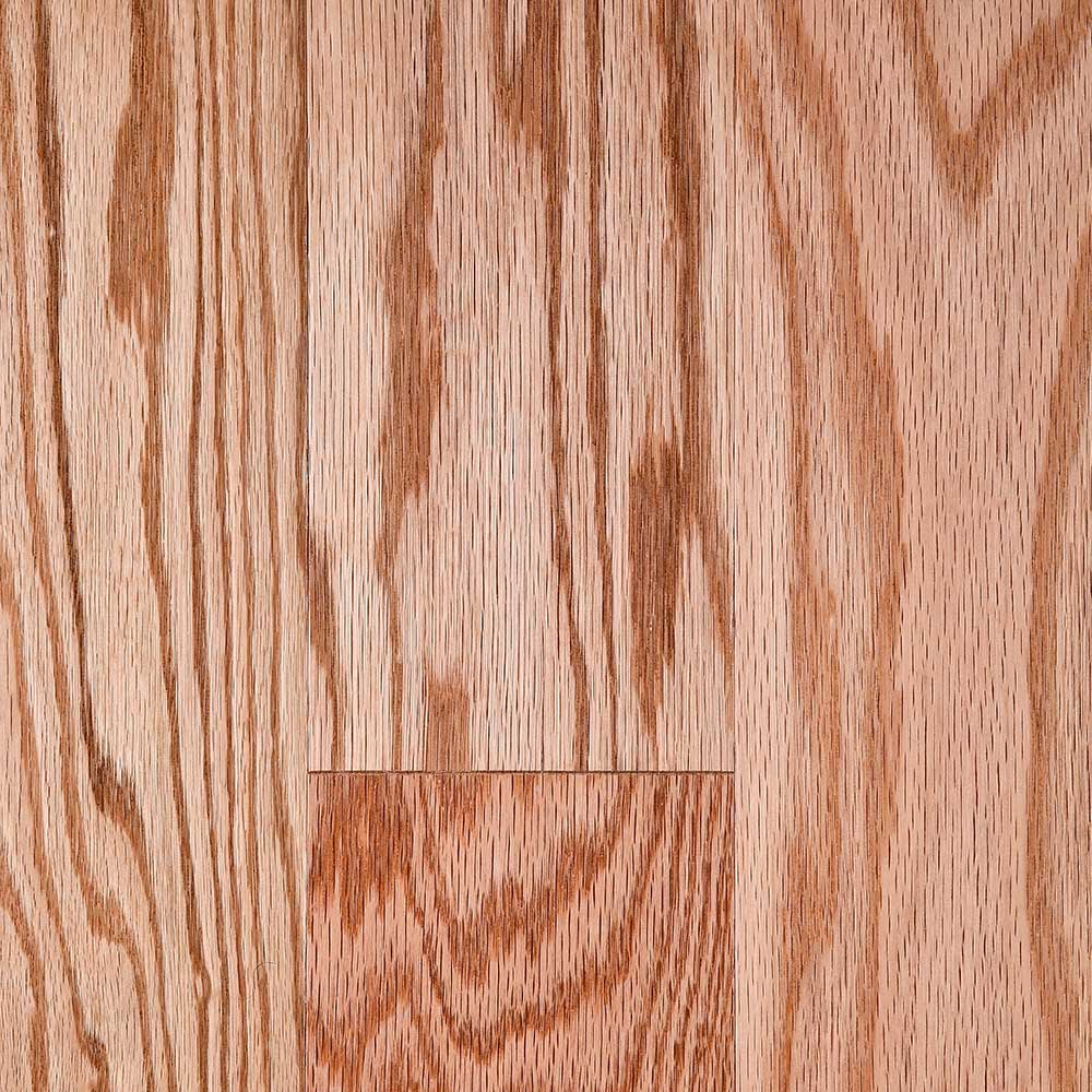 Mullican Merion Natural Red Oak Hardwood Flooring