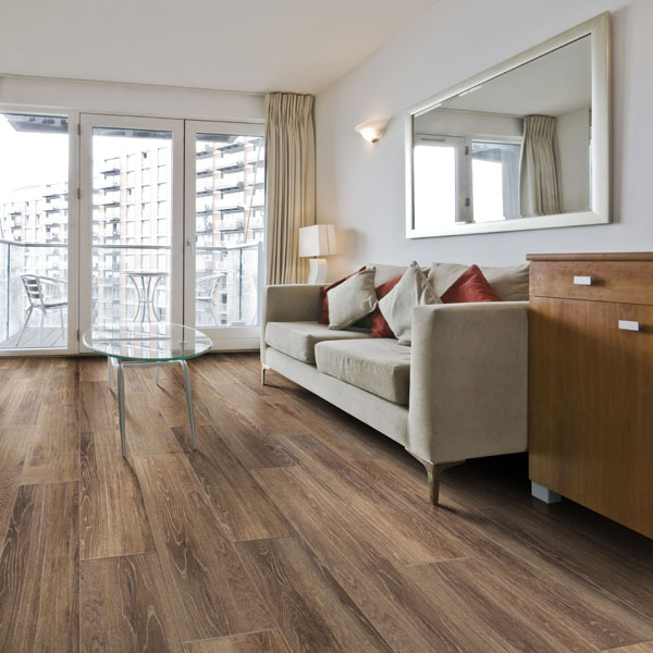 Ragno Cambridge Oak 9 Quot X 36 Quot Brown Wood Look Tile Flooring
