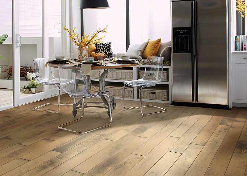 Shaw Addison Maple Caramel Hardwood Flooring Sw552 2009