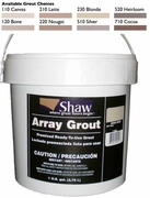 Shaw Luxury Vinyl Grout
