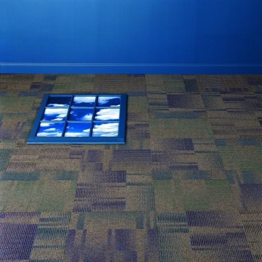 Shaw Contract Group No Rules Color Play Carpet Tile 59358