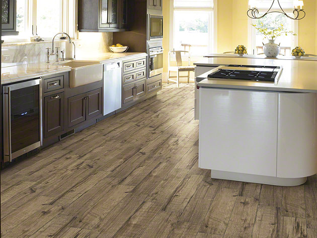 Shaw Fired Hickory Pecan 6 Quot X 24 Quot Wood Look Porcelain Tile