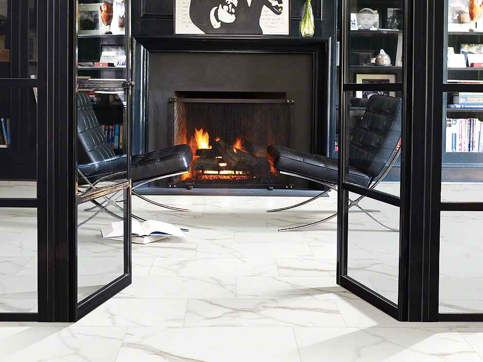 Shaw Glacier Tile Flooring Collection
