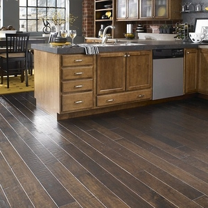 Contemporary Hardwood Flooring