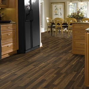 Shaw Laminate Natural Values II Brookdale Walnut