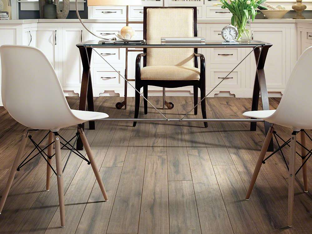 Shaw Timberline Peavey Grey Laminate Flooring Sl247 00543