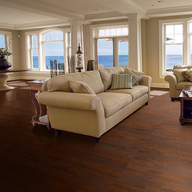 Shaw Riverdale Hickory Laminate Flooring