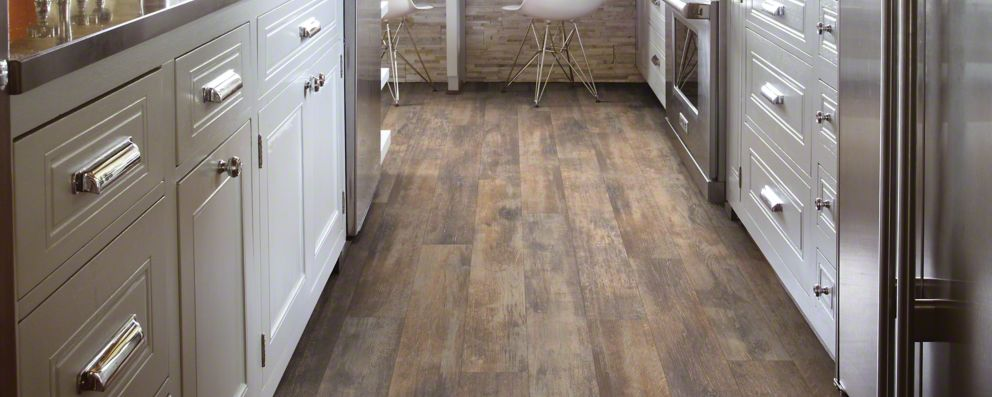 Shaw Vintage Painted Laminate Flooring Collection