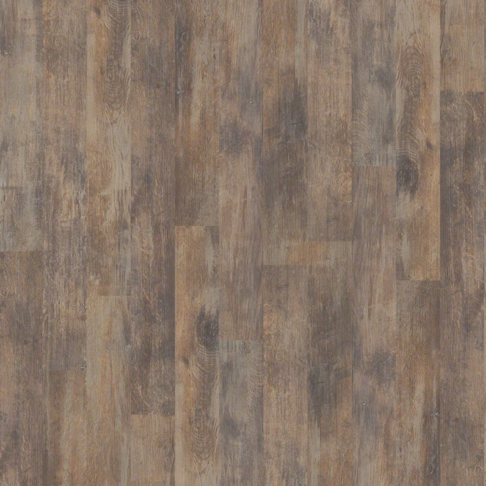 Shaw Vintage Painted Weathered Wall Laminate Flooring 5 7