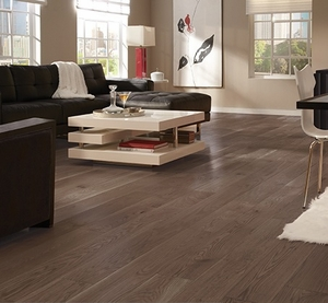Somerset  Wide Plank Colonial Gray 7""