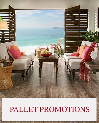 Spring Pallet Promotions