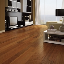 Triangulo Brazilian Walnut Hardwood