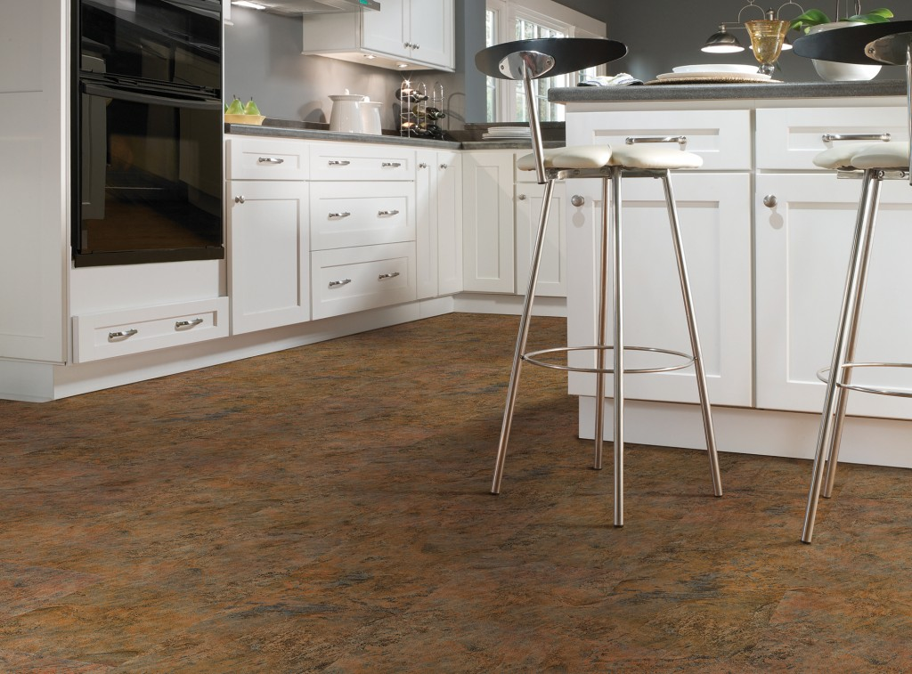 Usfloors Coretec Plus Luxury Vinyl Flooring Rustic Slate